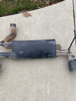 Magnaflow Dual Exhaust for Jeep Wrangler for Sale in Mooresville,  NC