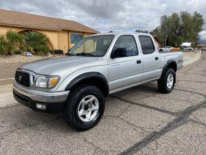 2003 Toyota Tacoma TRD Crew cab 4x4 for Sale in Tucson, AZ