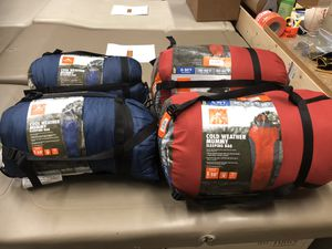 Sleeping bags ( Ozark Trail) for Sale in HOFFMAN EST, IL
