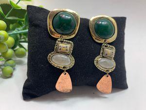 Woman Handmade Tassel Bohemian Jewelry Earring for Sale in Tustin, CA