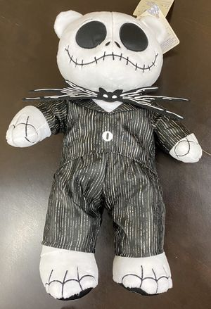Jack Skellington Nightmare Before Christmas Build-a-Bear for Sale in Chandler, AZ