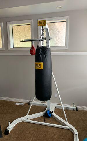 Everlast Kick Boxing Set up for Sale in Kirkland, WA