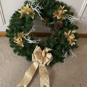 Xmas Wreath for Sale in Bonney Lake, WA