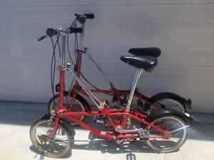 Viantage dahon folding bikes for Sale in Lakewood, CA