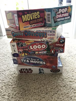 Board game's for Sale in Los Angeles, CA