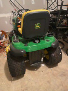 lawnscaping tractor 2017