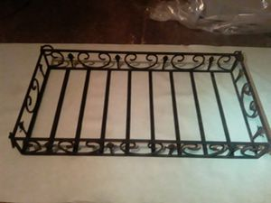 Cast iron pot and pan kitchen rack for Sale in Galloway, OH