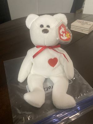 "Rare ""Error"" Valentino TY beanie baby for Sale in Denver, CO"
