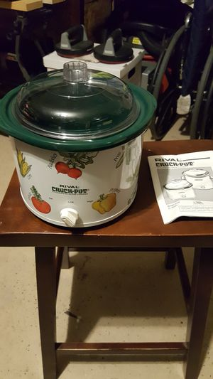 Rival Crock Pot for Sale in San Antonio, TX