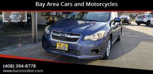 2013 Subaru Impreza 2.0i Premium AWD for Sale in Gilroy, CA