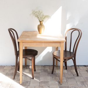 Vintage Bentwood Chairs & Solid Wood Table for Sale in Edgewater, FL