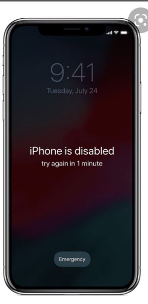 I fix disable iPhones for Sale in Oxnard, CA