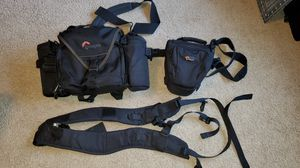 LowePro DSLR Camera Bags for Sale in Tumwater, WA