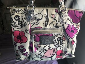 Coach Poppy Purse for Sale in Indianapolis, IN