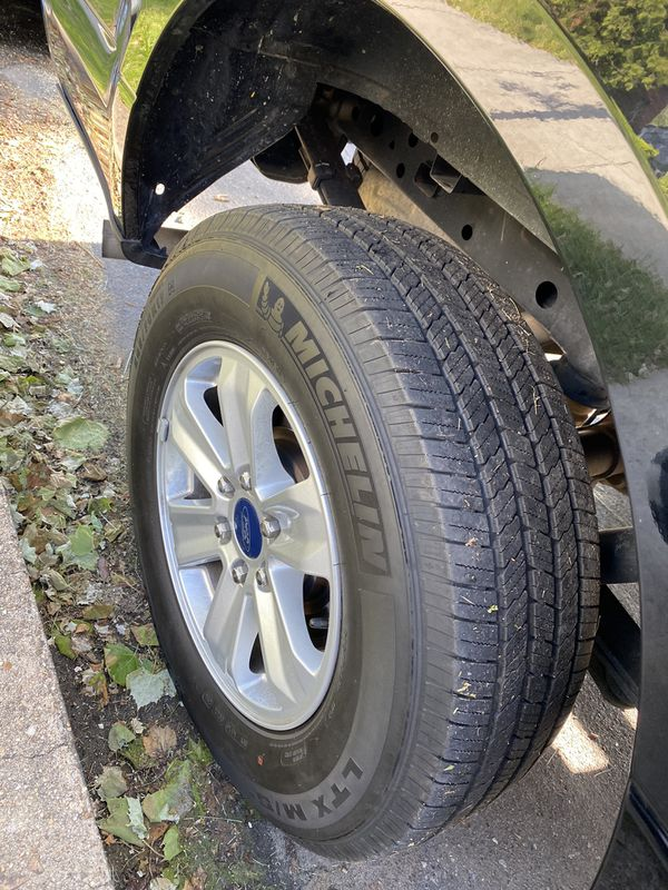 Almost NEW Michelin Truck Tires
