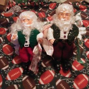 Handcrafted Homemade Santa Clauses $30 Each for Sale in Terrebonne, OR