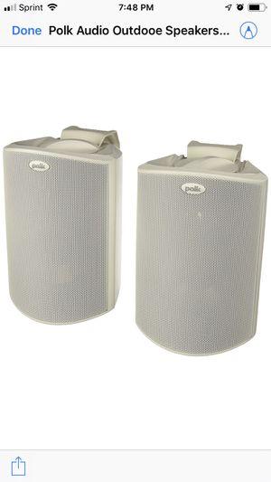 Polk Audio speakers for Sale in Kent, WA