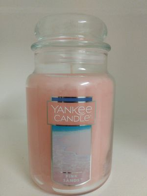 PINK SANDS YANKEE CANDLE(22oz) for Sale in Springfield, VA