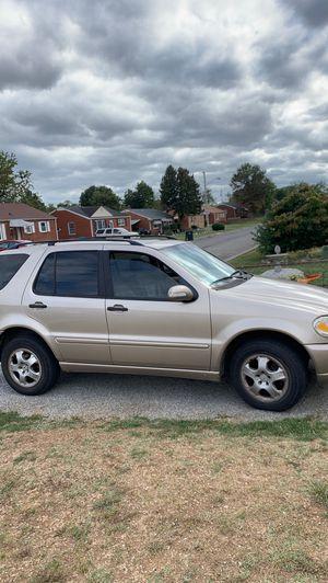 Mercedes-Benz ml320 for Sale in Roanoke, VA