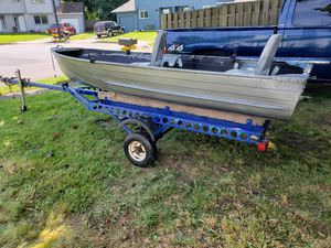 Boat with trailer for Sale in Gresham, OR