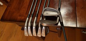 Data PRGR 611 Irons 3-8, PW, SW (-5 iron) for Sale in Corona, CA