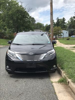 Toyota Sienna for Sale in Baltimore, MD