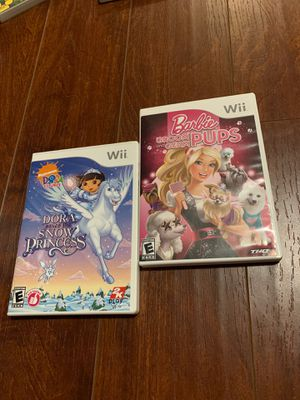 Wii games for Sale in San Antonio, TX
