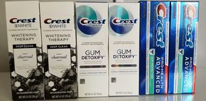 Toothpaste bundle for Sale in Rancho Cucamonga, CA