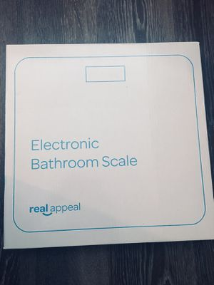 Electronic bathroom scale for Sale in Portland, OR