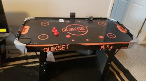 Quikset Air Hockey Table for Sale in Cleveland, OH