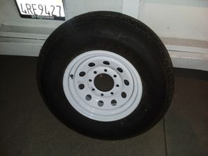 Tire and wheel for Sale in Fontana, CA