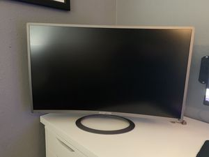 "Sceptre curved 32"" monitor for Sale in Pinellas Park, FL"