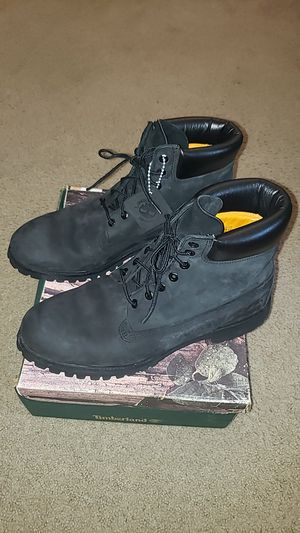 Timberland Black SZ for Sale in San Leandro, CA