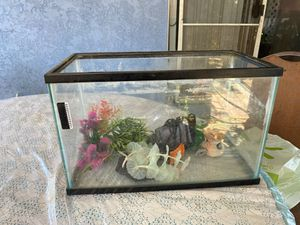 Small Aquarium tank for Sale in GLMN HOT SPGS, CA