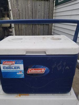 Coleman cooler for Sale in Detroit, MI