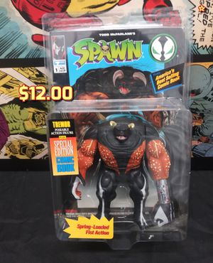 Vintage McFarlane Spawn Tremor Action Figure new Sealed 1994 for Sale in Oakland, CA