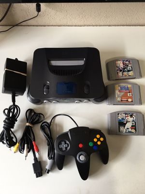 Nintendo 64 for Sale in Oklahoma City, OK