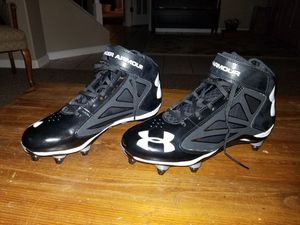 New Under Armour Cleats for Sale in Cashmere, WA