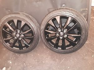 Nissan rims 17 inch for Sale in Brentwood, MD