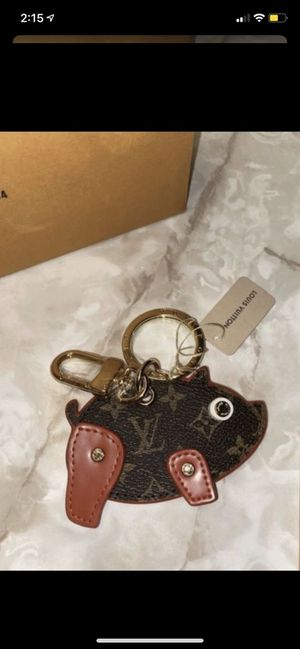 Louis Vuitton bag charm and key holder for Sale in Hurst, TX