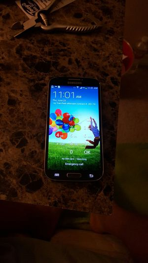 Samsung Galaxy S4 16g for Sale in Houston, TX