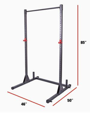 CAP Barbell (Black) Power Rack BRAND NEW for Sale in Milpitas, CA
