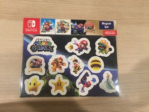Super Mario 3D All Stars Magnet Set for Sale in Irvine, CA