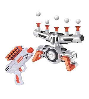 Compatible Nerf Targets for Shooting - AstroShot Zero Gravity Floating Orbs - Target Practice with Blaster Toy Gun w/ Foam Darts for Sale in Chicago, IL