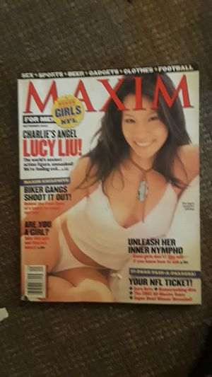 Maxim collection.also have playboy collection as well for Sale in Wichita, KS