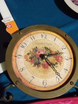 Time Works Clock Berkely California for Sale in Tolleson,  AZ