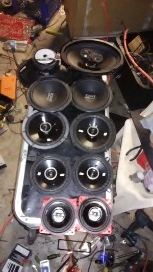 Named brand speakers for Sale in Modesto, CA