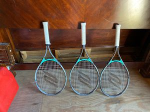 Tennis rackets for Sale in Jacksonville, NC