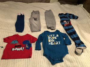 Boys toddler clothes. for Sale in Puyallup, WA
