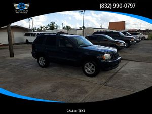 2008 Jeep Grand Cherokee for Sale in Baytown, TX